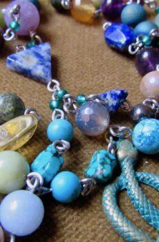 rosaries & pendulums