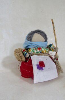 folk dolls, poppets & kitchen witches